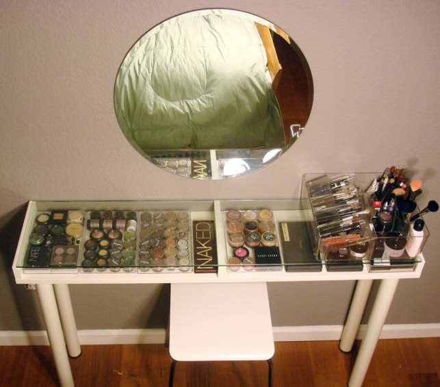 makeup room ideas ikea