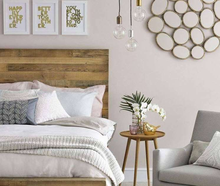 mid century modern bedroom designs