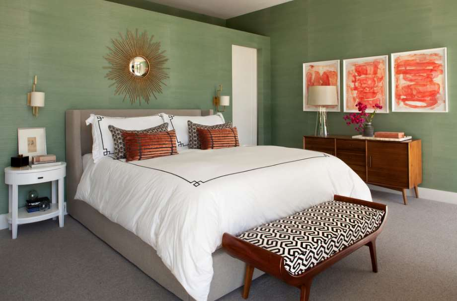 Mid Century Modern Bedroom 20+ beautiful vintage mid century modern bedroom design ideas