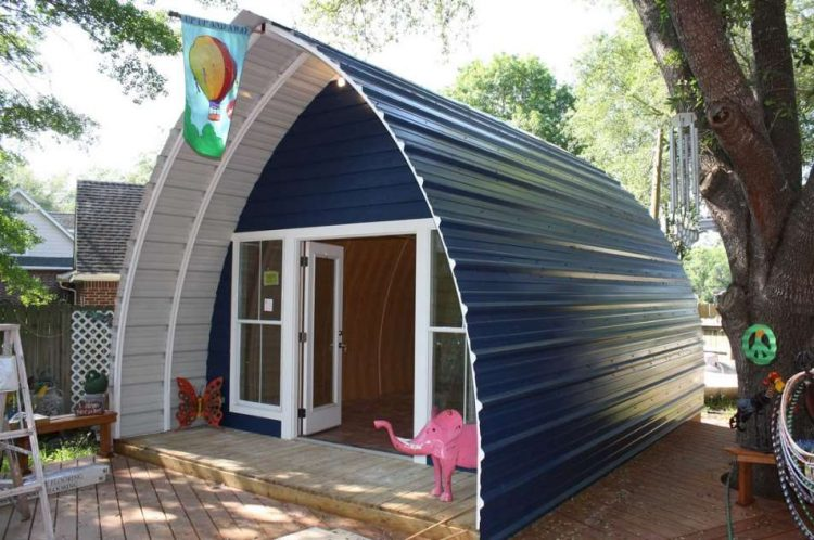 quonset hut homes ideas