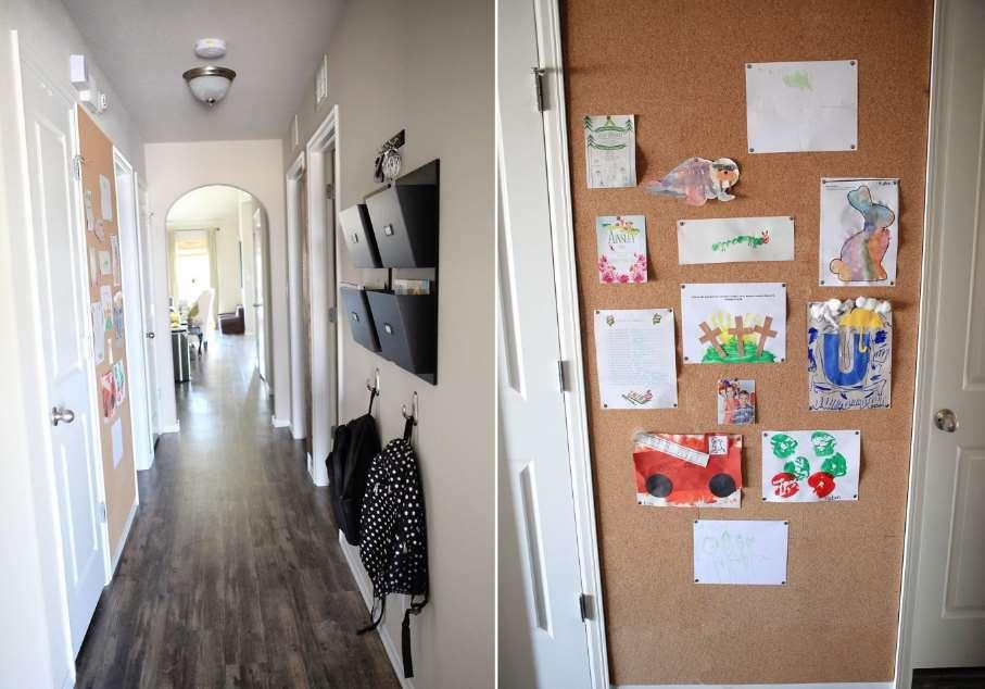 27 Diy Cool Cork Board Ideas Instalation Photos Simply Home