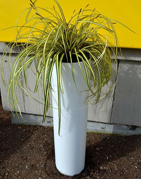 white Plant Stand Ideas