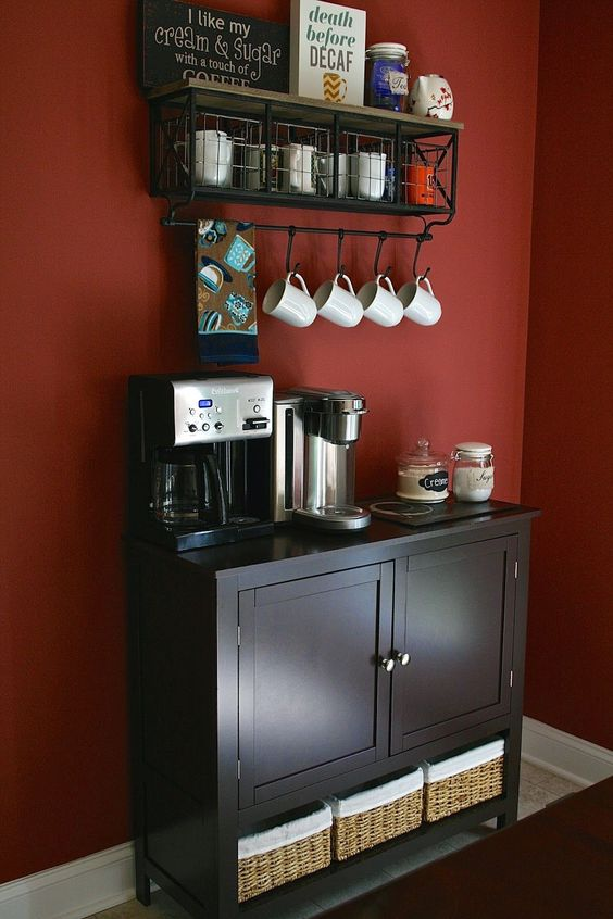25 Diy Coffee Bar Ideas For Your Home Stunning Pictures