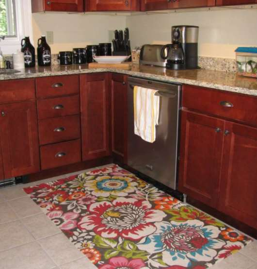 Area Rugs for Kitchen
