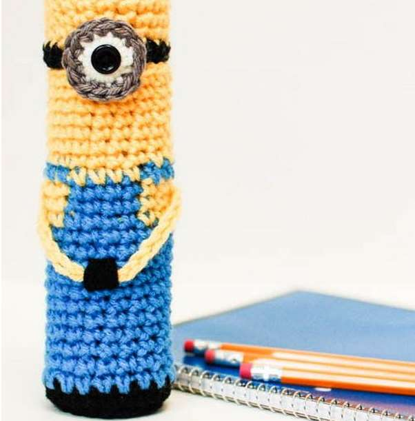 DIY Pencil Case Felt Pencil