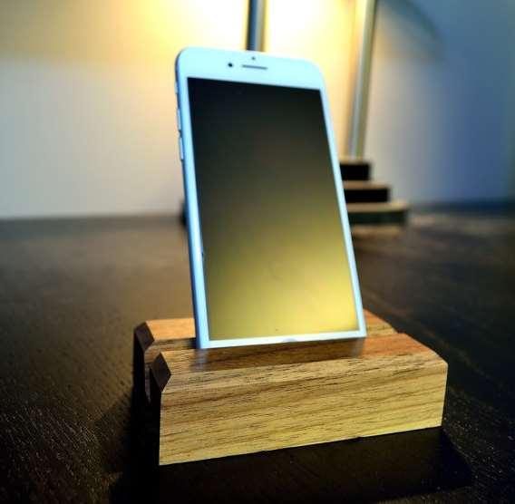 Homemade Phone Stand
