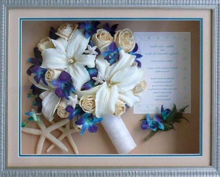 Wedding Shadow Boxes Ideas