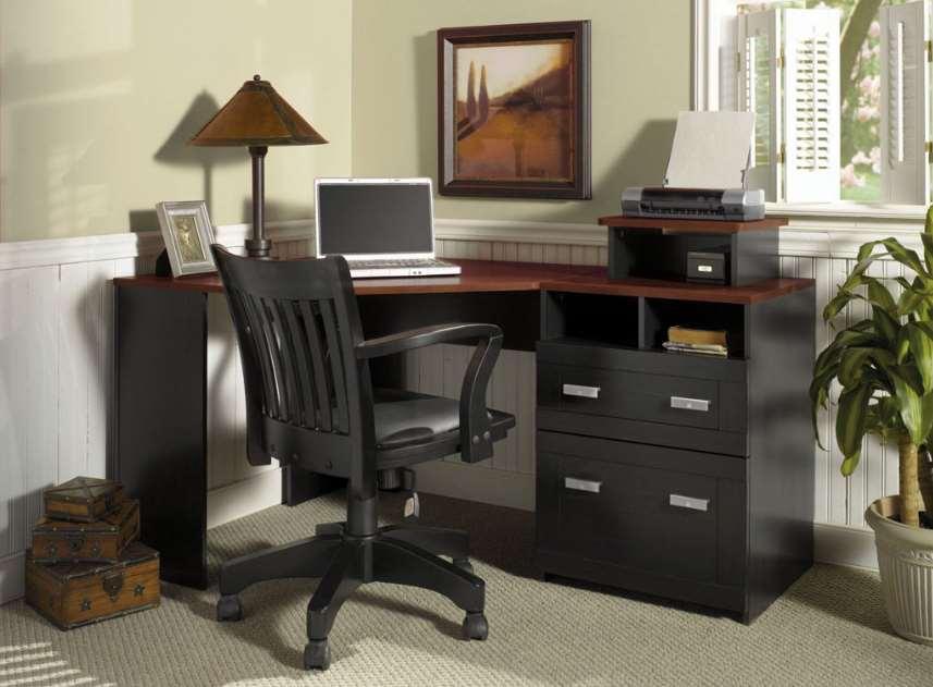 15 diy l shaped desk for your home office corner desk - Value city office desk ...