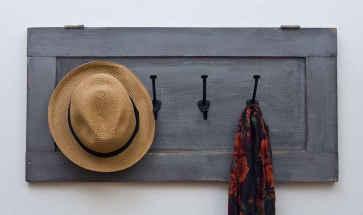 15 Diy Homemade Hat Rack Ideas Simply Home