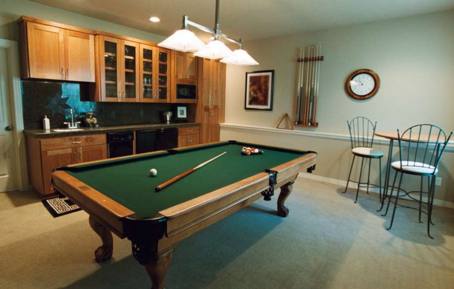 7 Basement Recreational Room Ideas Remodel Pictures