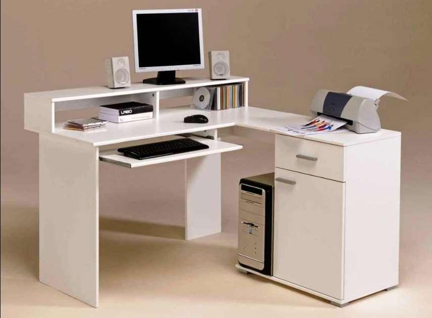 wrap around desk