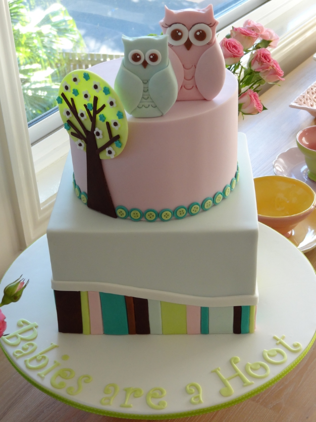 Funny and Elaborate Themes gender reveal food ideas