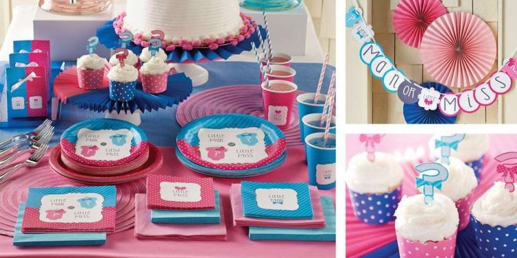 10 Gender Reveal Party Food Ideas For Your Family