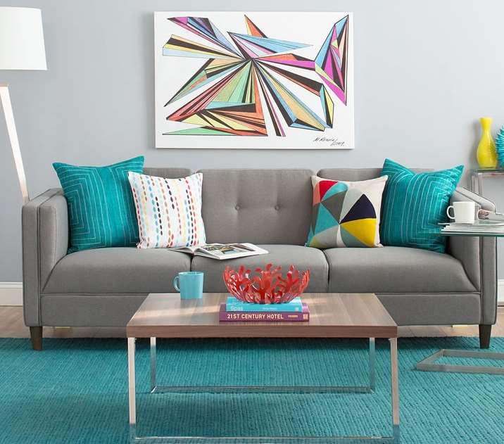 Turquoise Home Decor Ideas Part - 37: Turquoise Home Decor