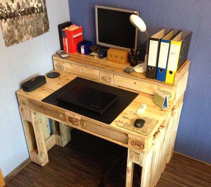 Diy Computer Desk Corner