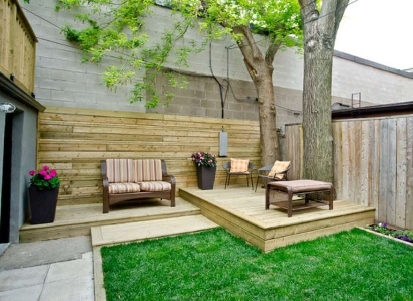 30+ Best Small Deck Ideas: Decorating, Remodel & Photos on Small Back Deck Decorating Ideas id=78183