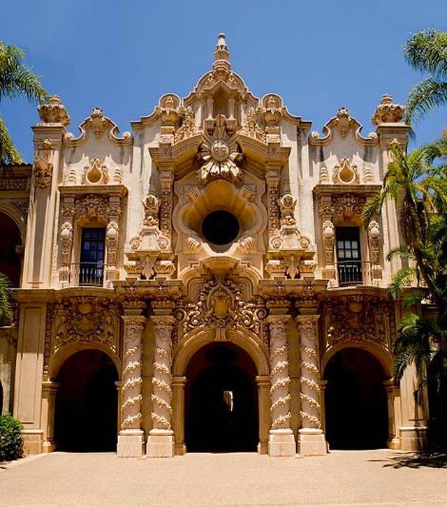 Churrigueresque Architecture