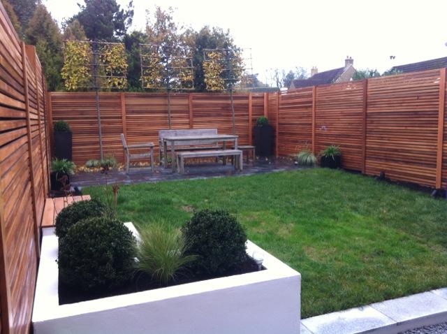 Image result for cedar garden fences