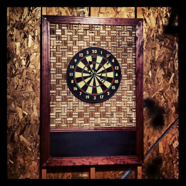 Image result for cork board darts
