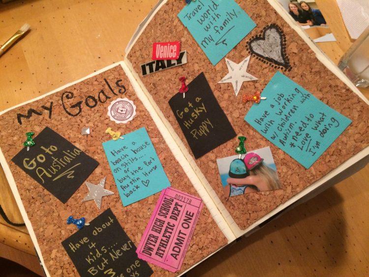 Image result for cork board scrapbook