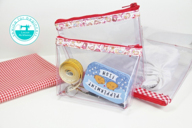 Image result for diy transparent pencil case
