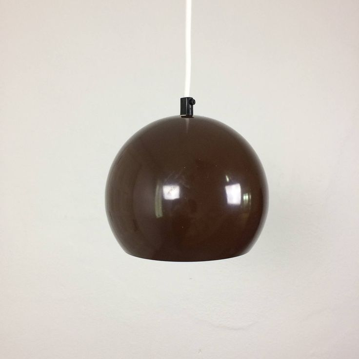 Image result for mid-century modern bedroom brown tinted pendant