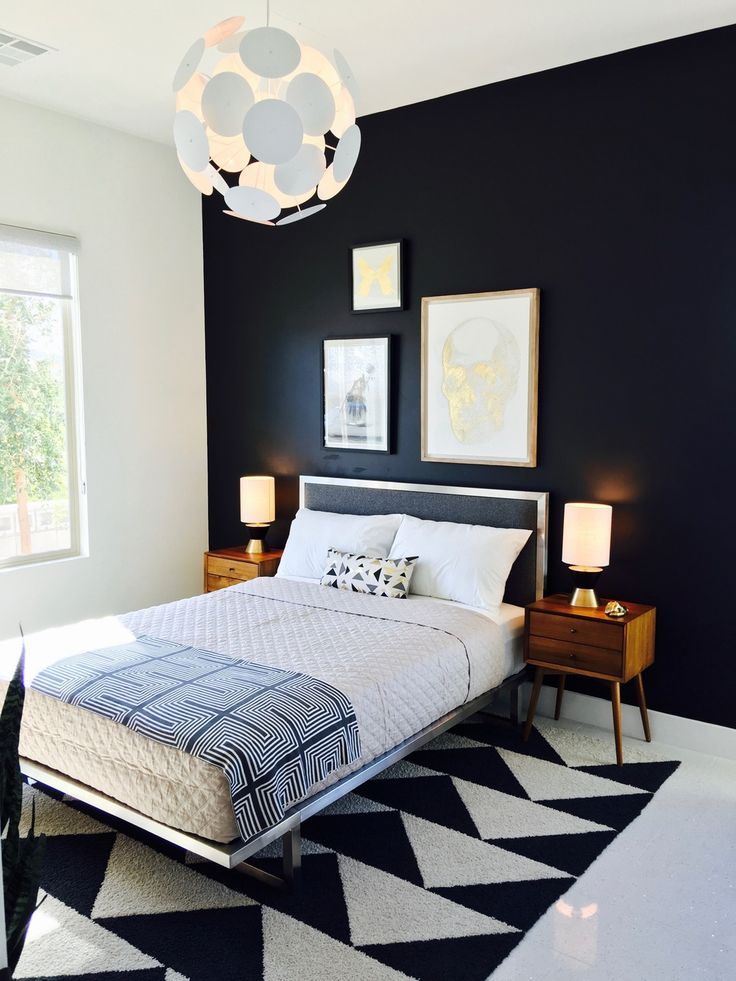 black and white modern bedrooms 20 beautiful vintage mid century modern bedroom design ideas 18341