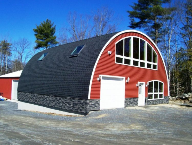 Image result for stairs quonset hut homes