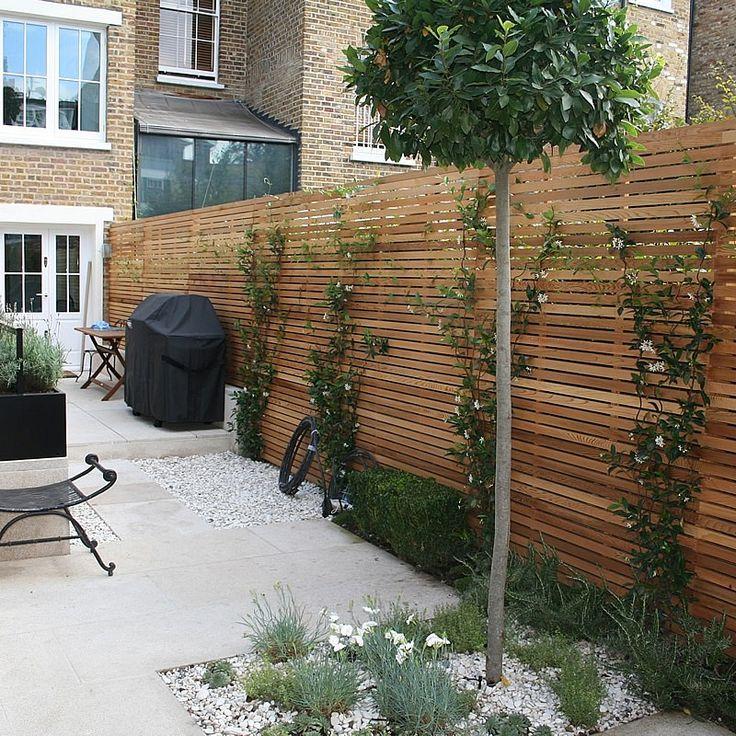 Image result for traditional slates garden fences