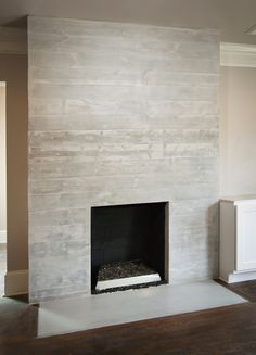 Image result for wood like porcelain fireplace tiles