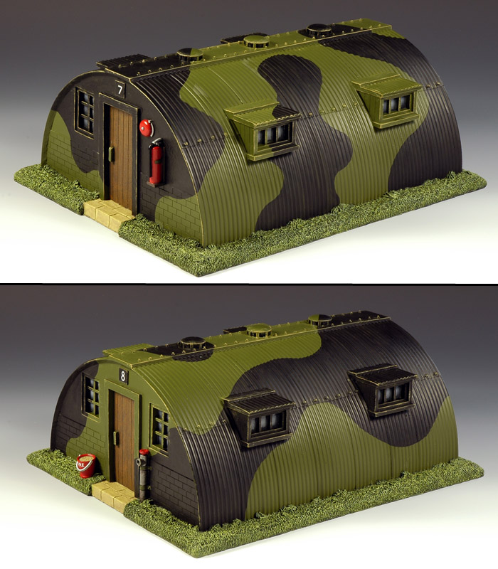 military quonset hut homes