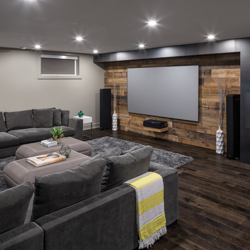 21 basement home theater design ideas awesome picture Home theater design ideas on a budget