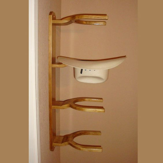 15 Diy Homemade Hat Rack Ideas Simply Home