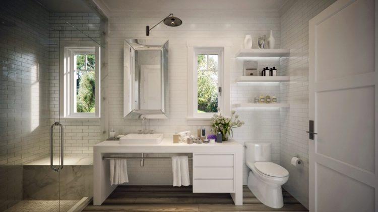 The cape cod bathroom ideas
