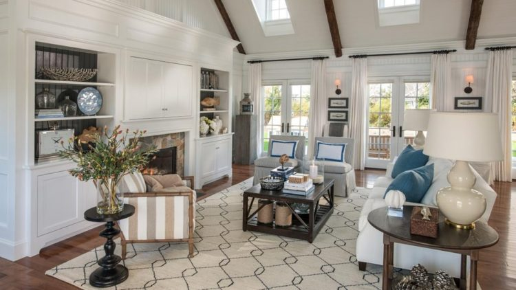 The Cape Cod Living Room