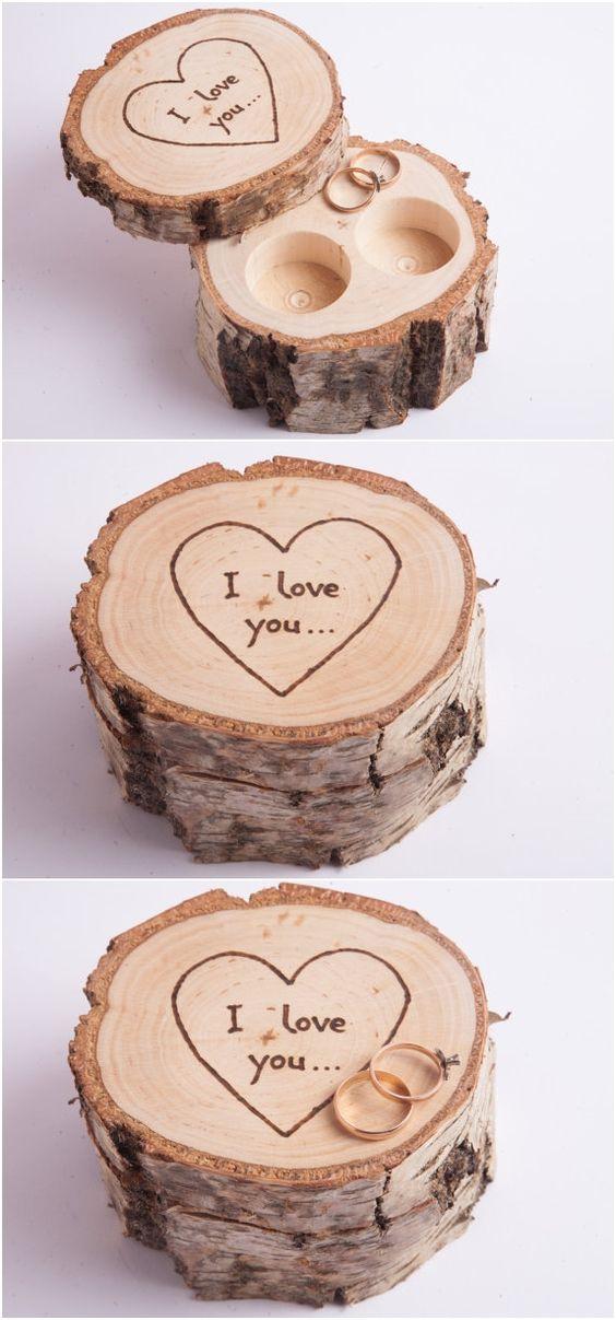Romantic Ring Box