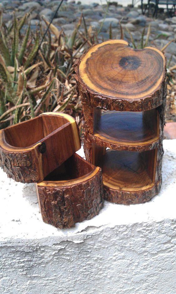 Unique Wooden Drawers