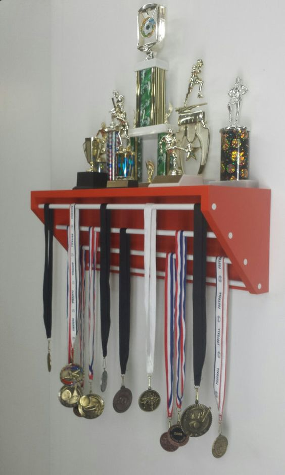 A DIY Cup Display Case