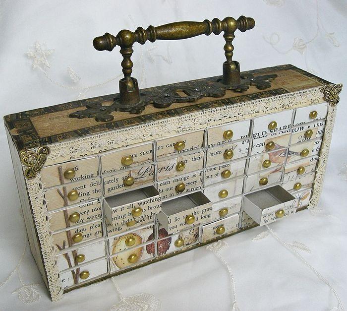 A Big DIY Jewelry Box