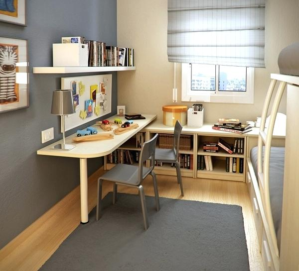 L Shape Desk DIY