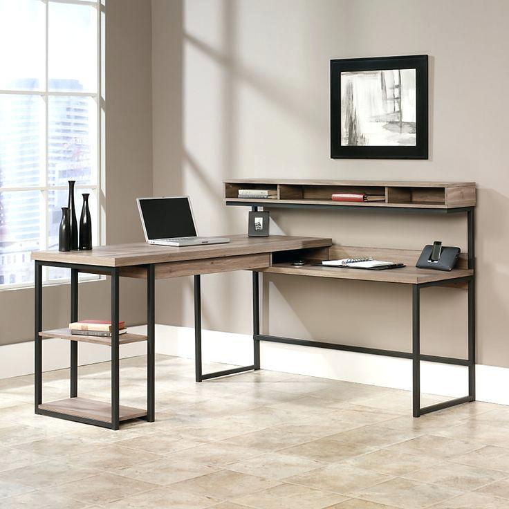 Simple L Shape Desk