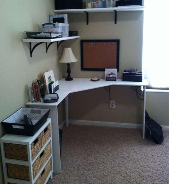 Small L Shape Desk