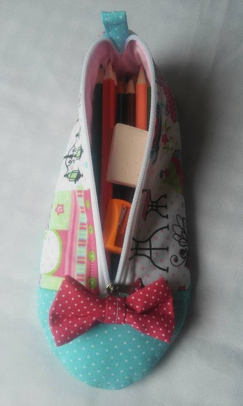 Shoe Pencil Case