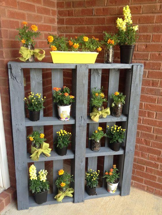 Corner Plant Stand Ideas
