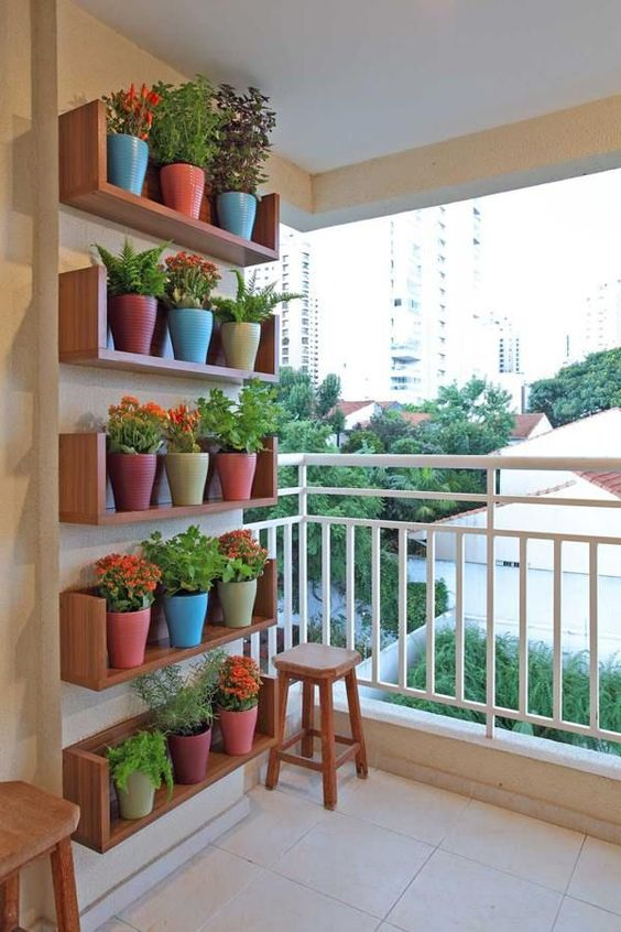 Wood Plant Stand Ideas