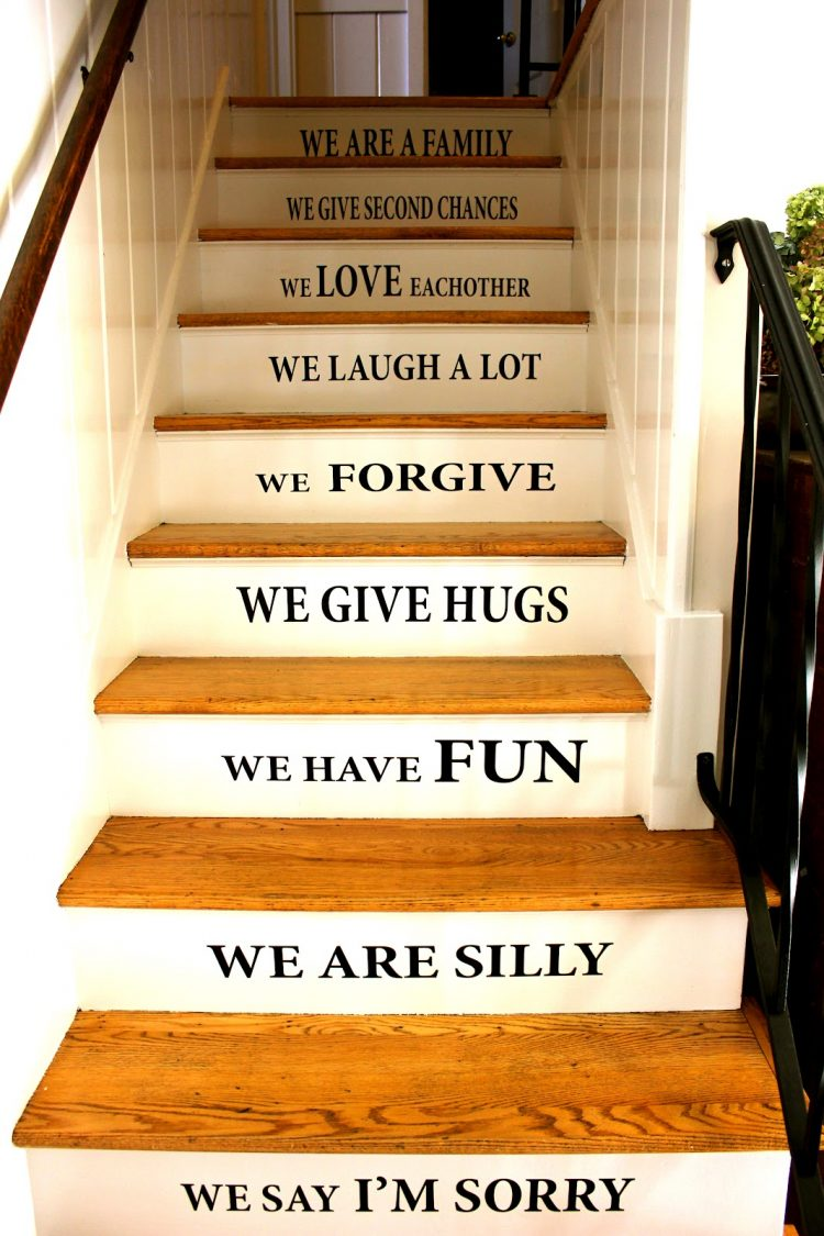 The Writings on The Steps
