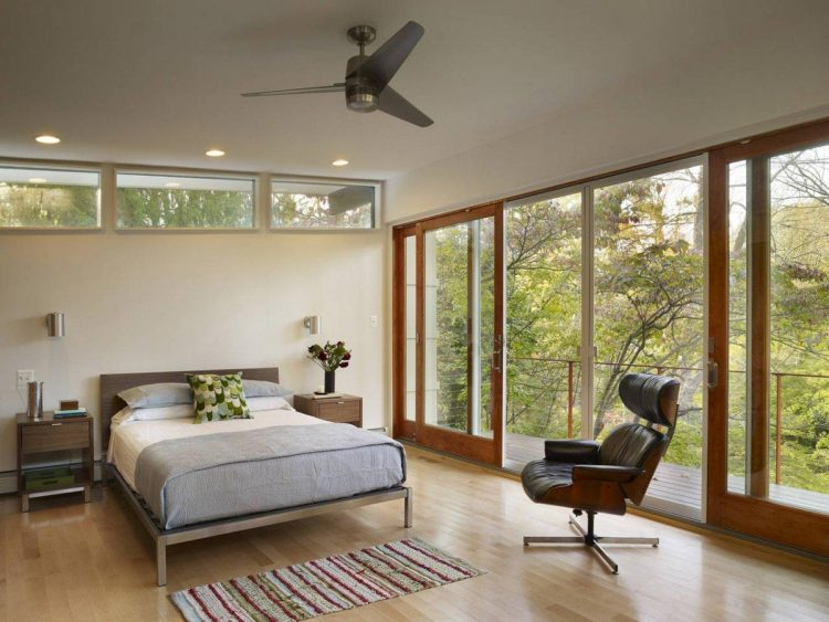 Los Angeles Mid-Century Bedroom for The Professionals.