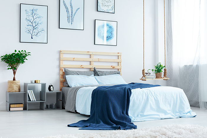 30+ Simple and Beautiful Bedroom Decorating Ideas - Simply Home