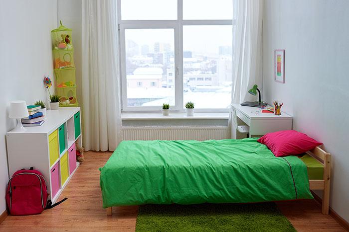 Minimalist Small Bedroom