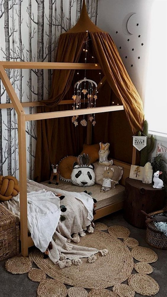 Panda Girls Bedroom Ideas